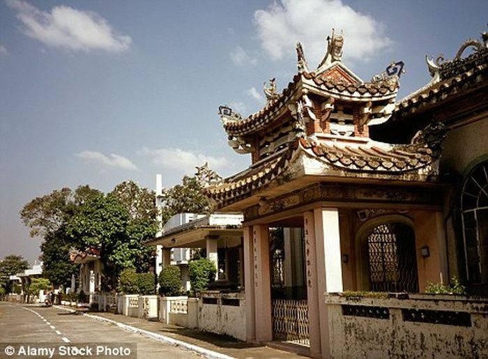Cimitirul chinezesc din Manila 01