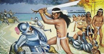 Lapu-Lapu, șeful de trib care l-a ucis pe Fernando Magellan
