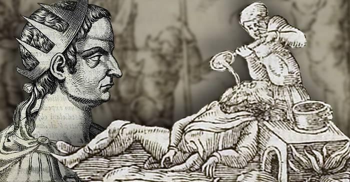 Valerian, împăratul roman căruia perșii i-au turnat pe gât aur topit featured_compressed