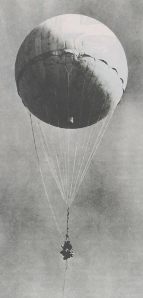 Balon exploziv