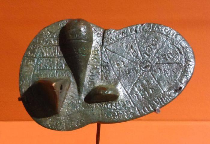 Ficatul de bronz din Piacenza