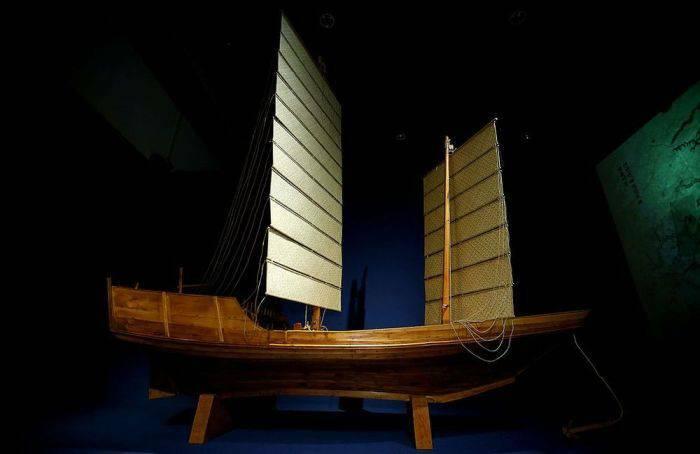 Modelul vasului