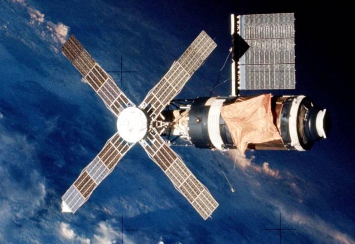 Statia spatiala Skylab