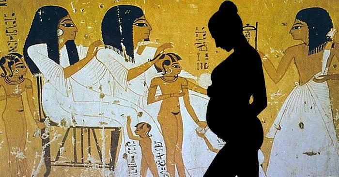 Testul de sarcină din Egiptul antic cu două ingrediente și acuratețe de 70% featured_compressed