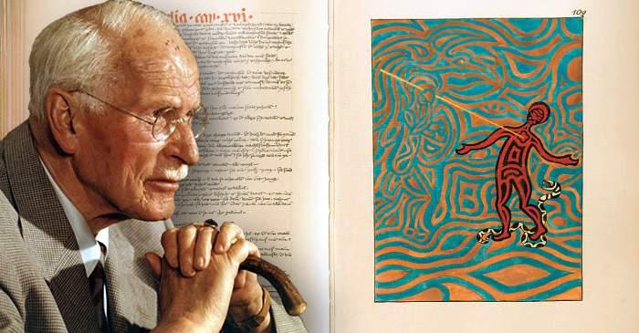 Cartea ascunsă 80 de ani de familia lui Carl Gustav Jung și alte 3 opere enigmatice