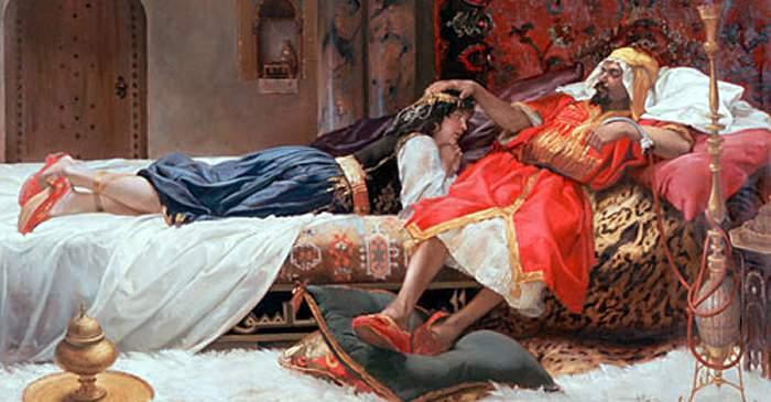 Centrul plăcerilor: Viața femeilor din haremul unui sultan otoman