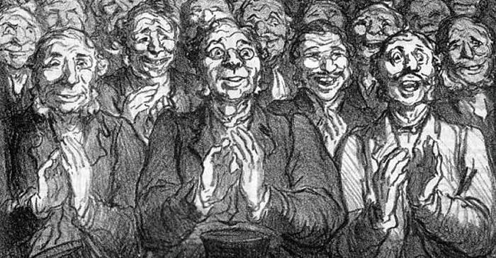 Aplaudacii plătiți de la Opera din Paris