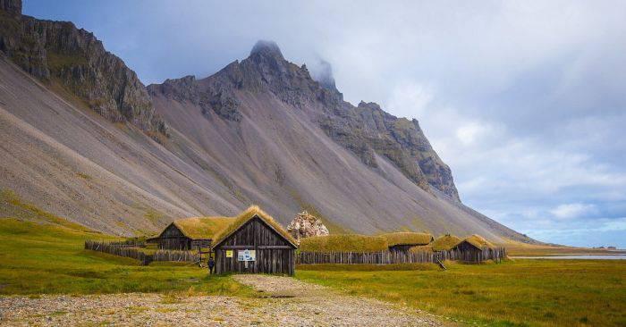 Peisaj din Islanda
