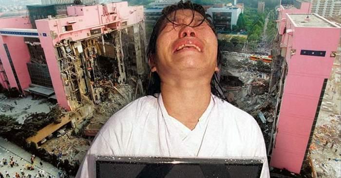 Prăbușirea magazinului Sampoong, dezastrul în care au murit 502 oameni