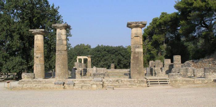 Templul zeiței Hera