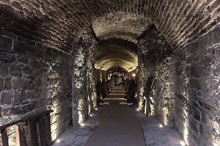 Tunelurile din Puebla