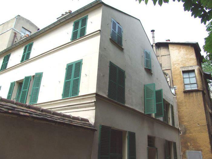 casa lui Balzac