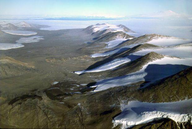 3. Locul unde nu a mai plouat de 2 milioane de ani