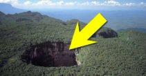 5 locuri tainice de pe planeta pamant pe care oamenii nu le-au cucerit - featured