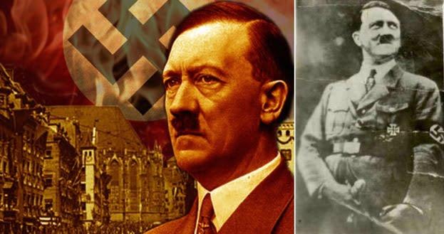 Adevaruri istorice - Adolf Hitler
