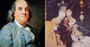 Adevaruri istorice - Benjamin Franklin