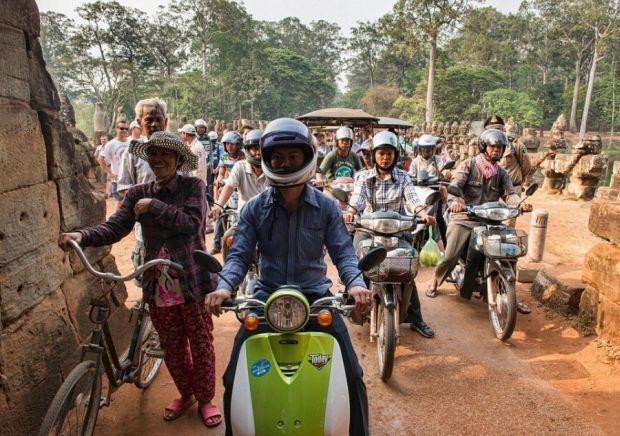 Aglomeratie - Cambodgia