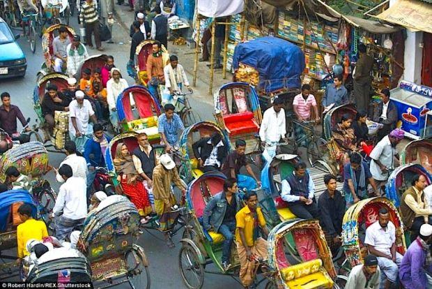 Aglomeratie - Dhaka