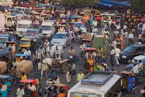 Aglomeratie - Jaipur
