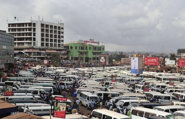 Aglomeratie - Kampala