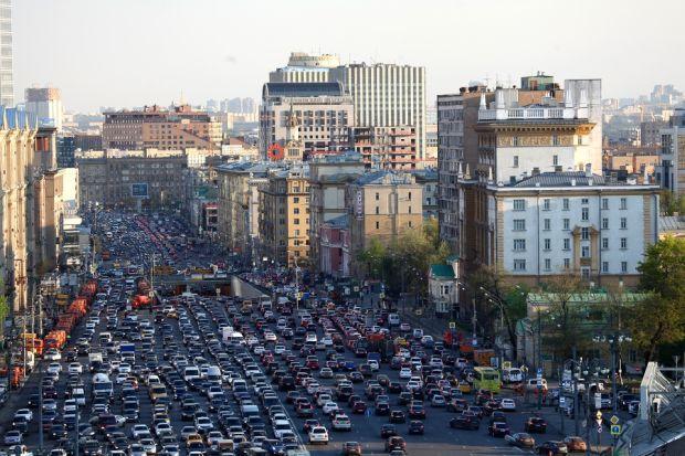 Aglomeratie - Moscova