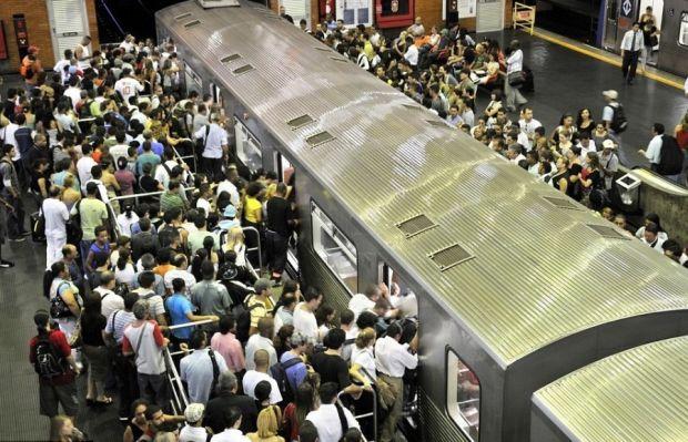 Aglomeratie - Sao Paulo