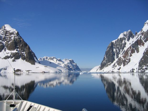 Antarctica - clima
