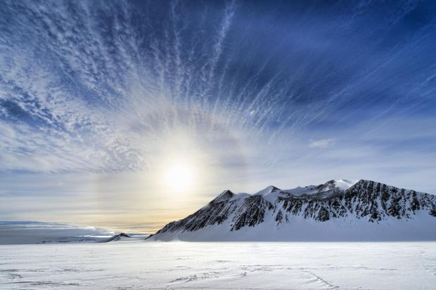Antarctica - desert
