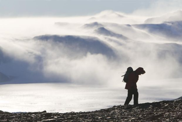 Antarctica - vanturi