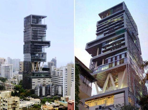 cele mai urâte clădiri din lume - Antilia