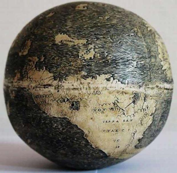 Inventii - glob