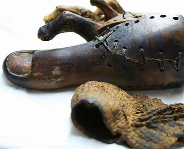 Inventii - proteza