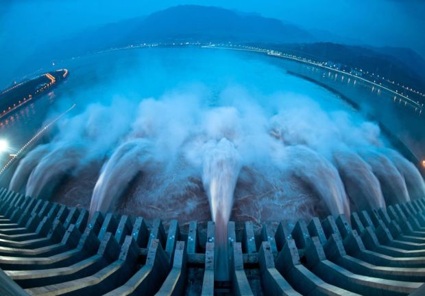 Barajul Trei Defilee