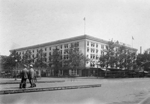 Boli rare - National Hotel