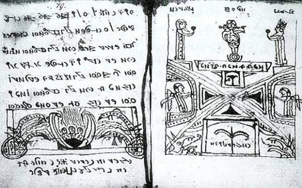 Carti misterioase - Codex Rohonczi