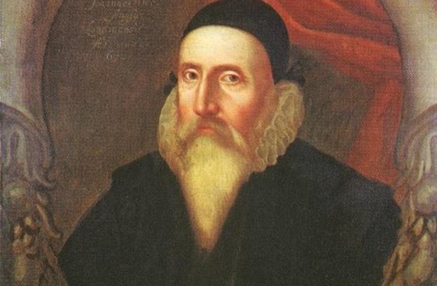 Carti misterioase - John Dee