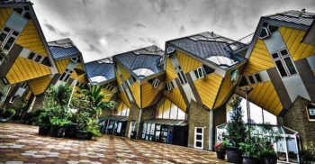Top 10 cele mai ciudate clădiri din lume