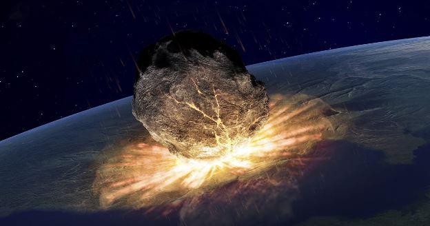 Catastrofe cosmice - Asteroid