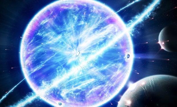 Catastrofe cosmice - Supernova