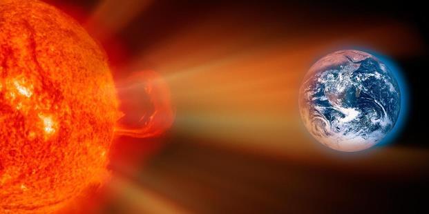 Catastrofe cosmice - explozie solara