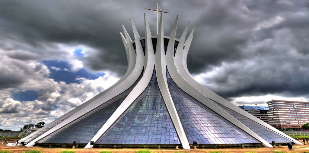 Cele mai ciudate clădiri din lume - Catedrala Brasilia
