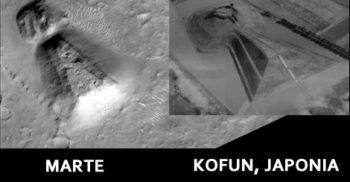 """Ce căutăm, de fapt, pe Marte General SUA """"Sunt structuri îngropate la suprafață!"""""""