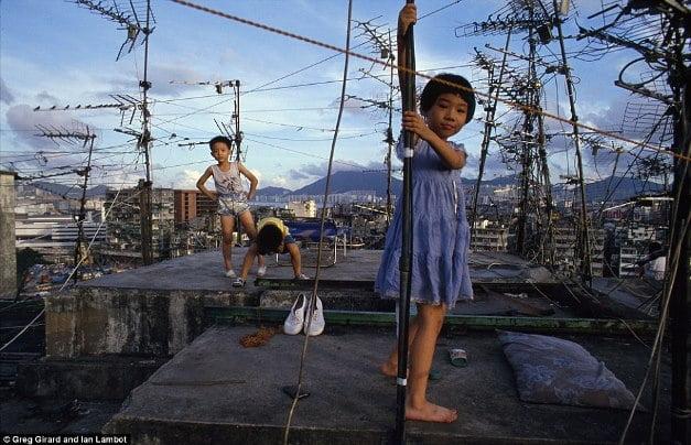 Cel mai aglomerat oras din lume - copii