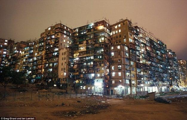 Cel mai aglomerat oras din lume - ghetou