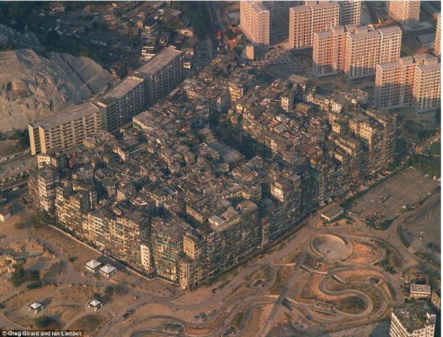 Cel mai aglomerat oras din lume - panorama