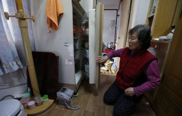 Cele mai mici apartamente din lume - Coreea de Sud