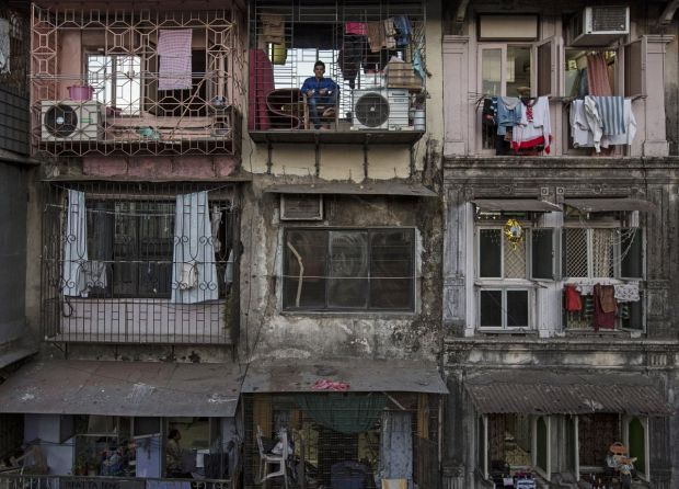 Cele mai mici apartamente din lume - Dharavi apartamente