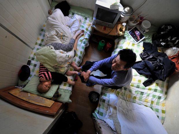 Cele mai mici apartamente din lume - Hefei