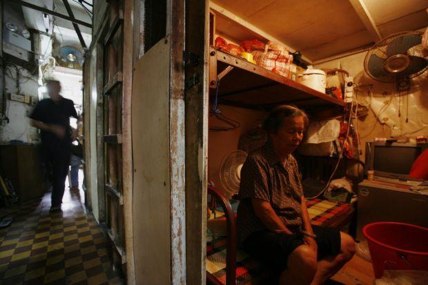 Cele mai mici apartamente din lume - Hong Kong module