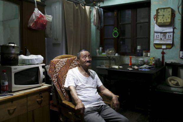Cele mai mici apartamente din lume - Wang Cunchun